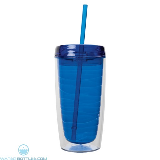 Hot / Cold AS Tumblers   16 oz - Blue