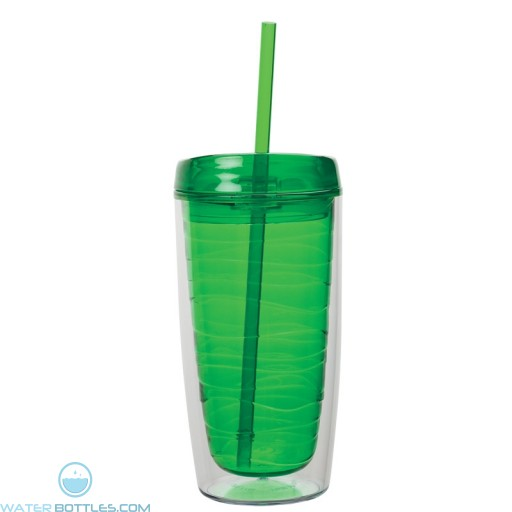 Hot / Cold AS Tumblers | 16 oz - Green