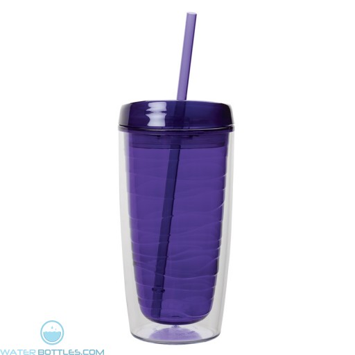 Hot / Cold AS Tumblers | 16 oz - Purple