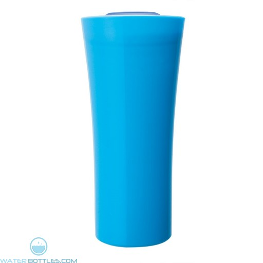 Double Wall PP Tumblers | 16 oz - Light Blue