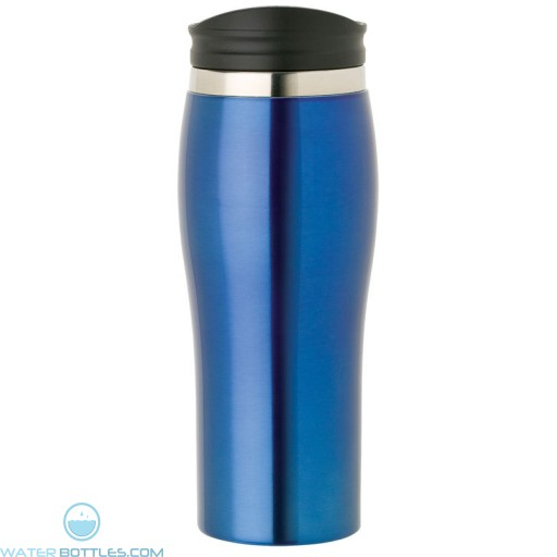 Stainless Steel Tumblers | 16 oz - Blue
