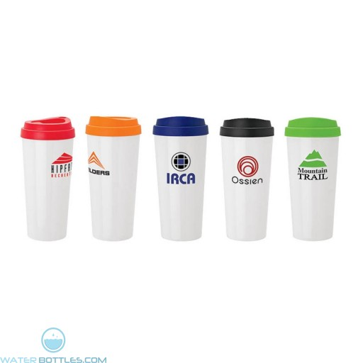 Promotional Tumblers - Personalized Double Wall Tumbler | 18 oz