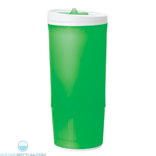 Double Wall PP Tumblers | 20 oz - Green