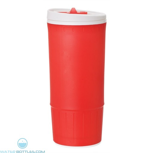 Double Wall PP Tumblers | 20 oz - Red