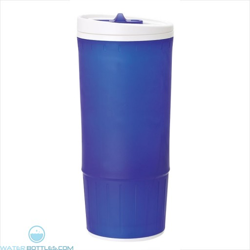 Double Wall PP Tumblers | 20 oz - Blue