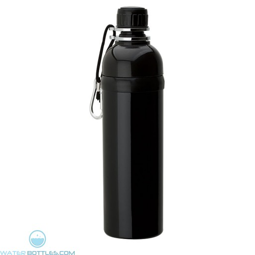 Steel Bottles for Pets | 24 oz - Black