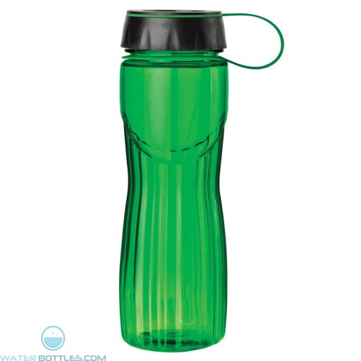 PETE Water Bottles | 24 oz - Green