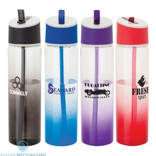 Personalized Logo Water Bottles - Custom BPA-Free Tritan Water Bottles | 22 oz