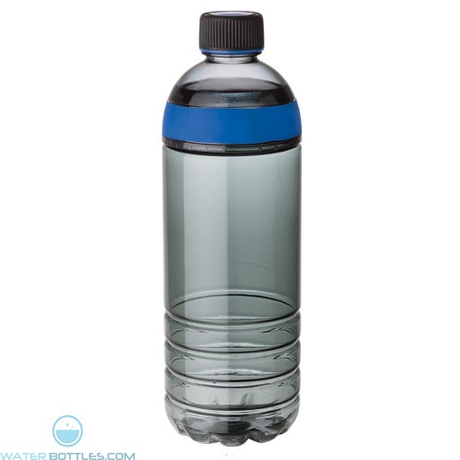 Tritan Water Bottles | 25 oz - Smoky Bottles with Blue Band