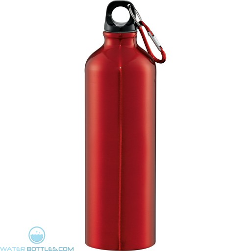 Santa Fe Aluminum Bottles | 26 oz - Red