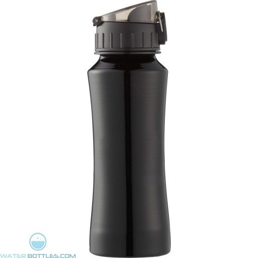 Nitro Aluminum Bottles   18 oz - Black