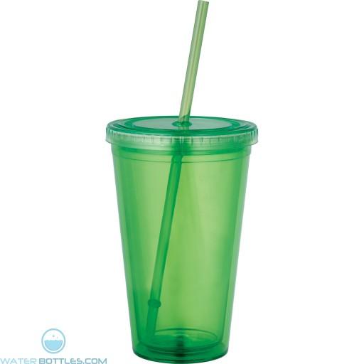 Sedici Tumblers | 16 oz - Green