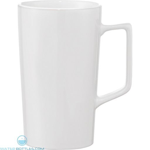 Venti Ceramic Mugs | 20 oz - White