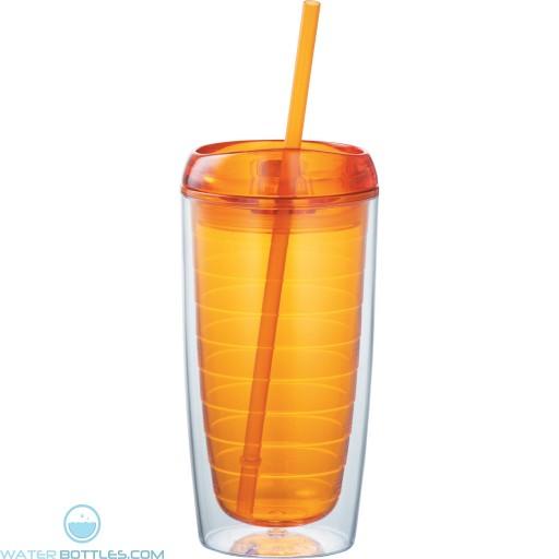 Vortex Tumblers | 16 oz - Orange