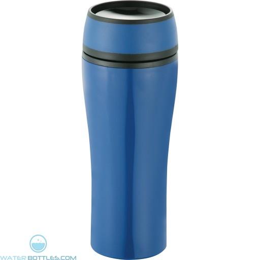 Custom Sleek Tumblers | 15 oz - Blue