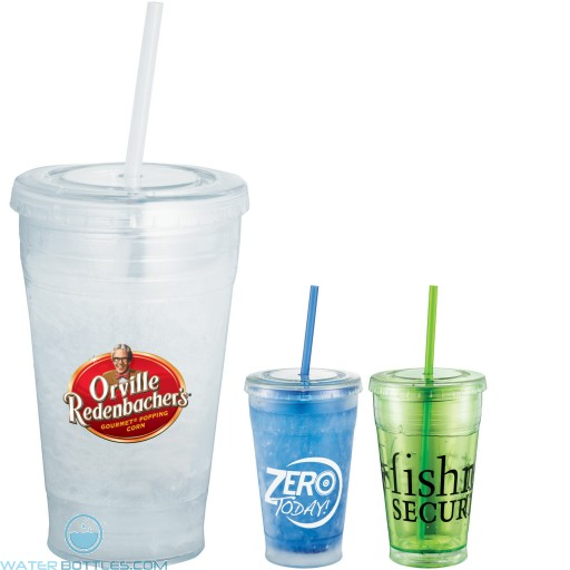 Customized Tumblers - Cool Gear Sedici Chiller Tumbler | 20 oz