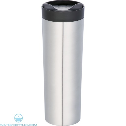Color Twist Tumblers | 15 oz - Stainless Steel With Grey Lid