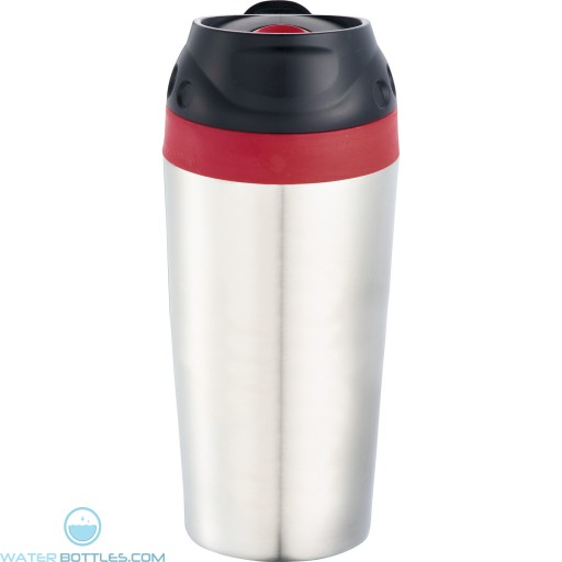 Stainless Steel Mirage Tumblers | 16 oz - Red