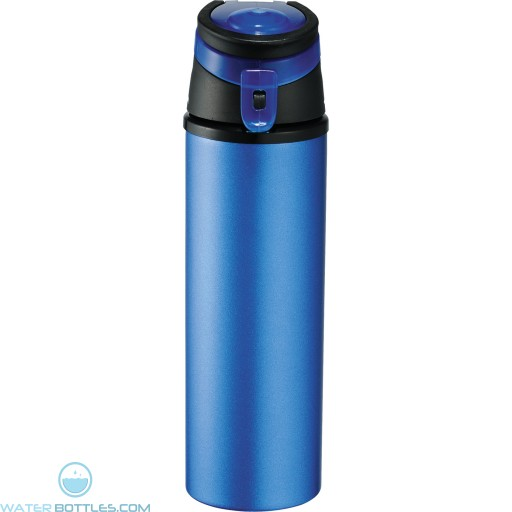 Sheen Aluminum Bottles | 20 oz - Blue