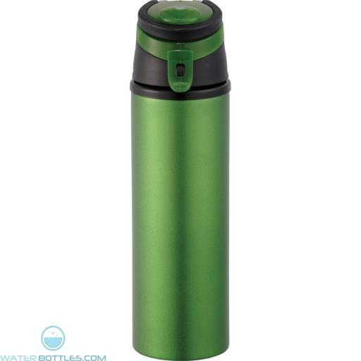 Sheen Aluminum Bottles   20 oz - Green