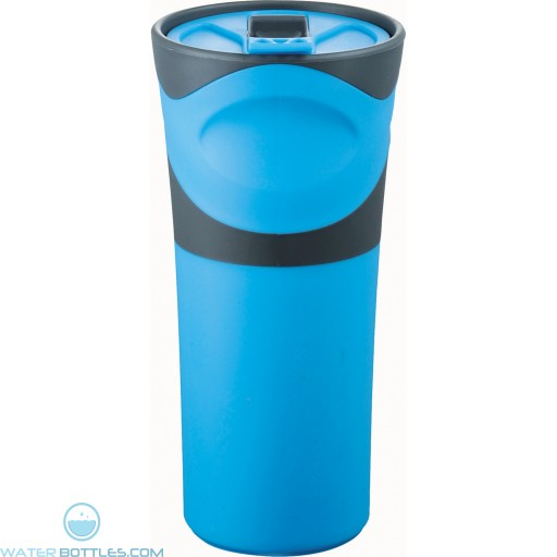Groovy Double-Wall Tumblers | 18 oz - Blue