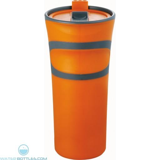 Groovy Double-Wall Tumblers | 18 oz - Orange