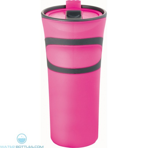 Groovy Double-Wall Tumblers | 18 oz - Pink