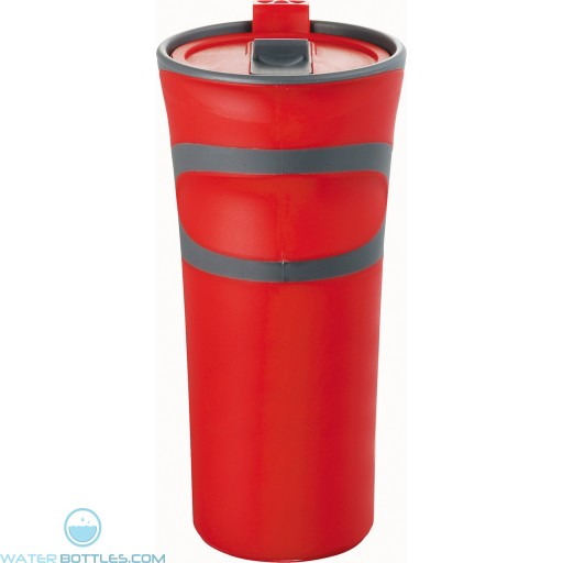 Groovy Double-Wall Tumblers | 18 oz - Red