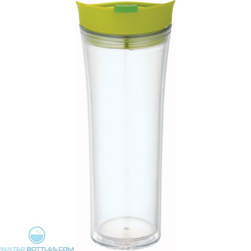 Hot and Cold Tower Tumblers | 20 oz - Lime Green