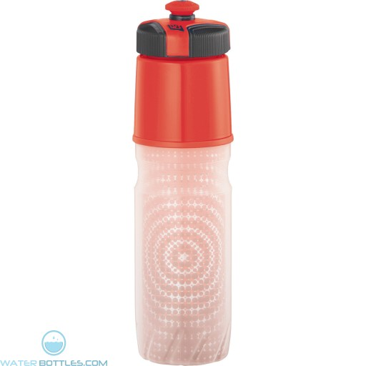 Cool Gear Insulated Squeeze Bottles | 20 oz - Red