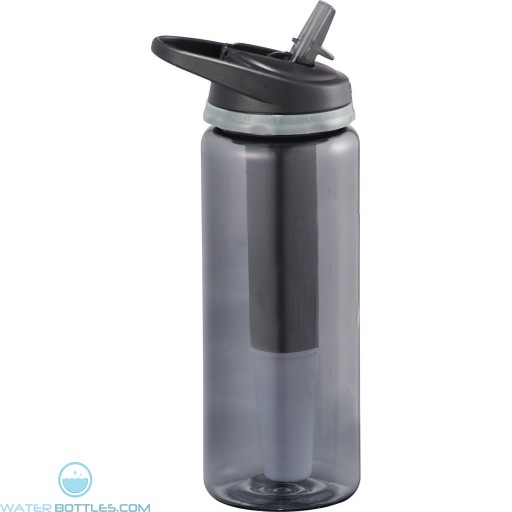 Cool Gear Color Filtration Bottles | 32 oz - Grey