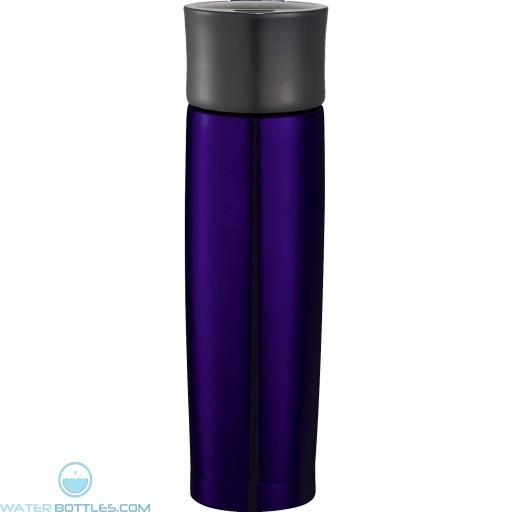 Imagine Stainless Bottles   16 oz - Blue