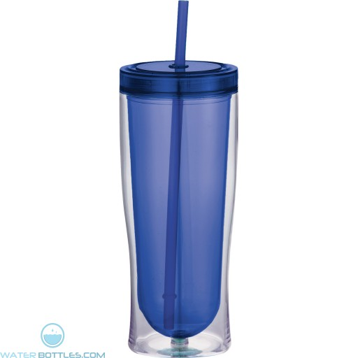 Sipper Tumblers | 16 oz - Blue