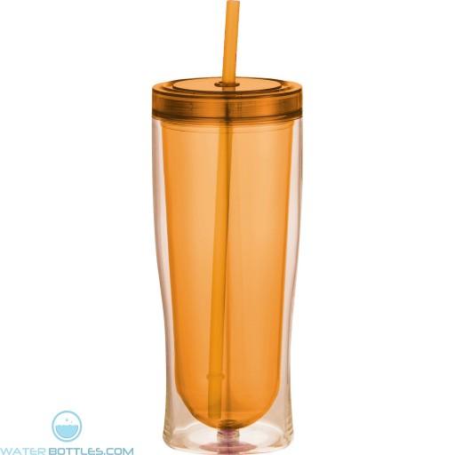 Sipper Tumblers | 16 oz - Orange
