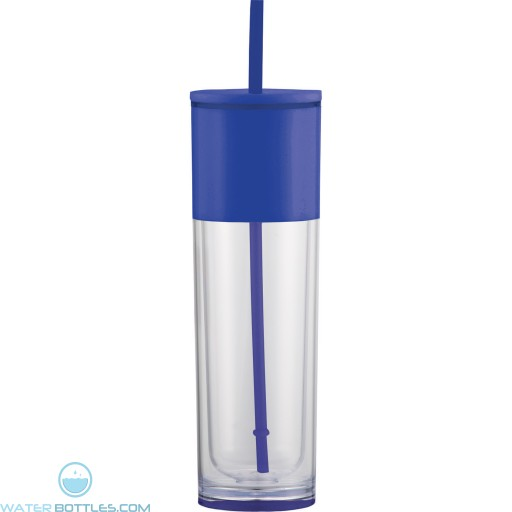 Ice Cool Tumblers | 18 oz - Blue