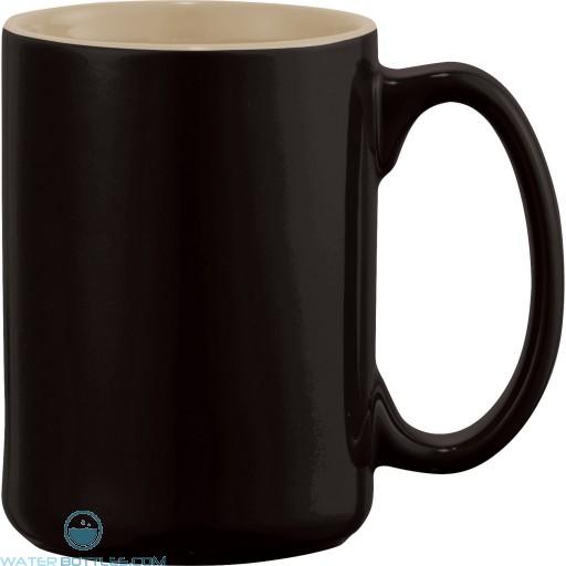 Jumbo Ceramic Mugs | 14 oz - Black