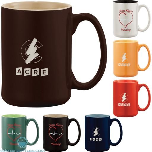Promotional Mugs - Jumbo Ceramic Mug | 14 oz