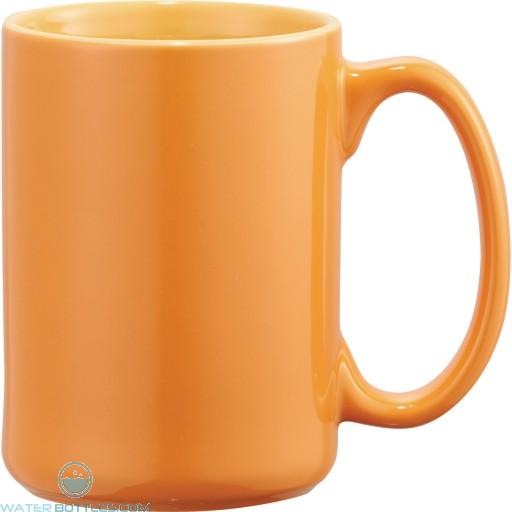 Jumbo Ceramic Mugs | 14 oz - Orange