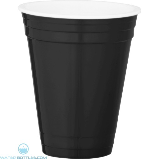 Game Day Event Cup | 16 oz - Black