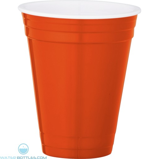 Game Day Event Cup | 16 oz - Orange