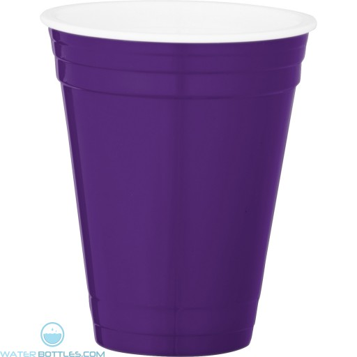 Game Day Event Cup | 16 oz - Purple