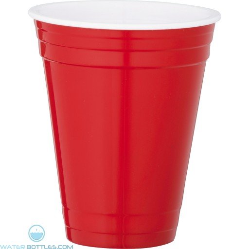 Game Day Event Cup | 16 oz - Red