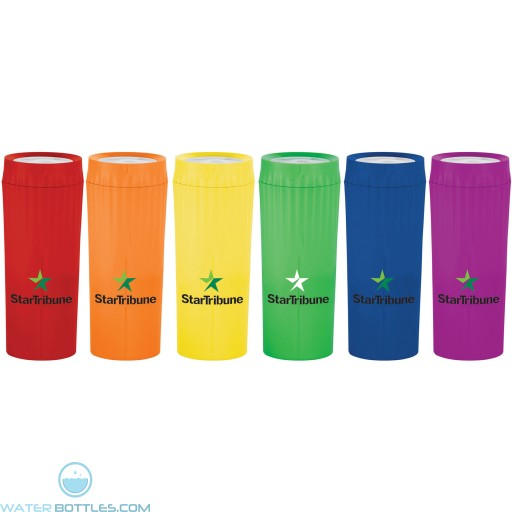 Customized Tumblers - Roy G Biv Tumbler | 16 oz