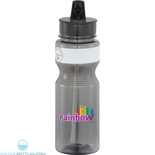 Personalized Promo Water Bottles - ID Grip Sport Bottle | 26 oz