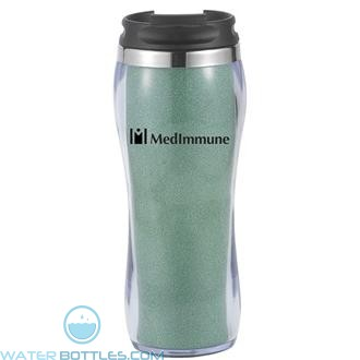 Hollywood With Ice Fabric | 16 oz - Green