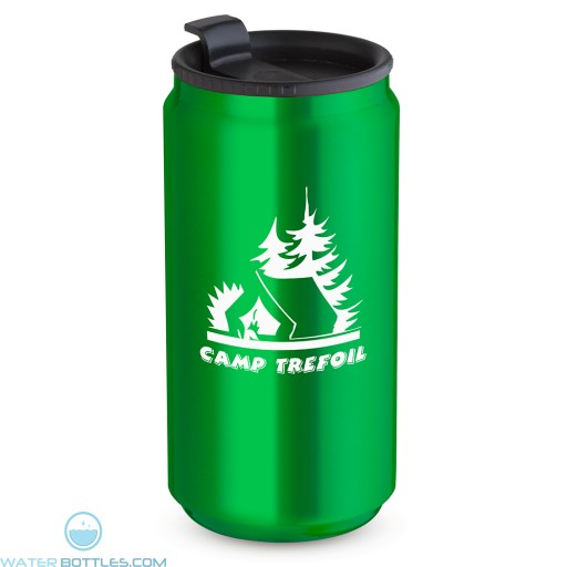 12 oz. Soda Can Travel Tumblers| Green