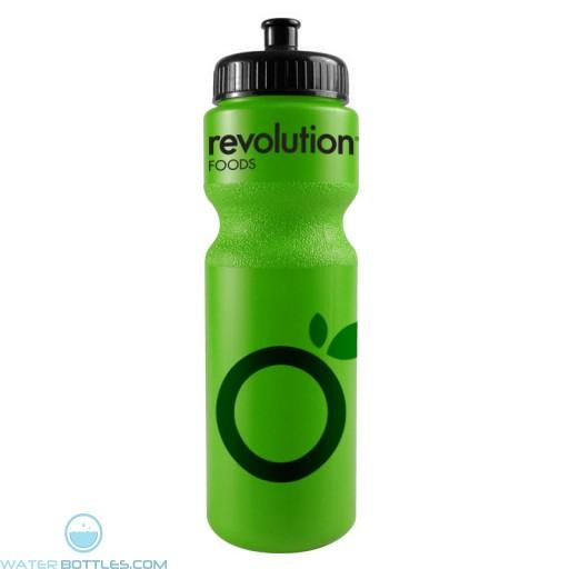 The Journey Bottles - 28 oz. Bike Bottles Colors-Lime-Green