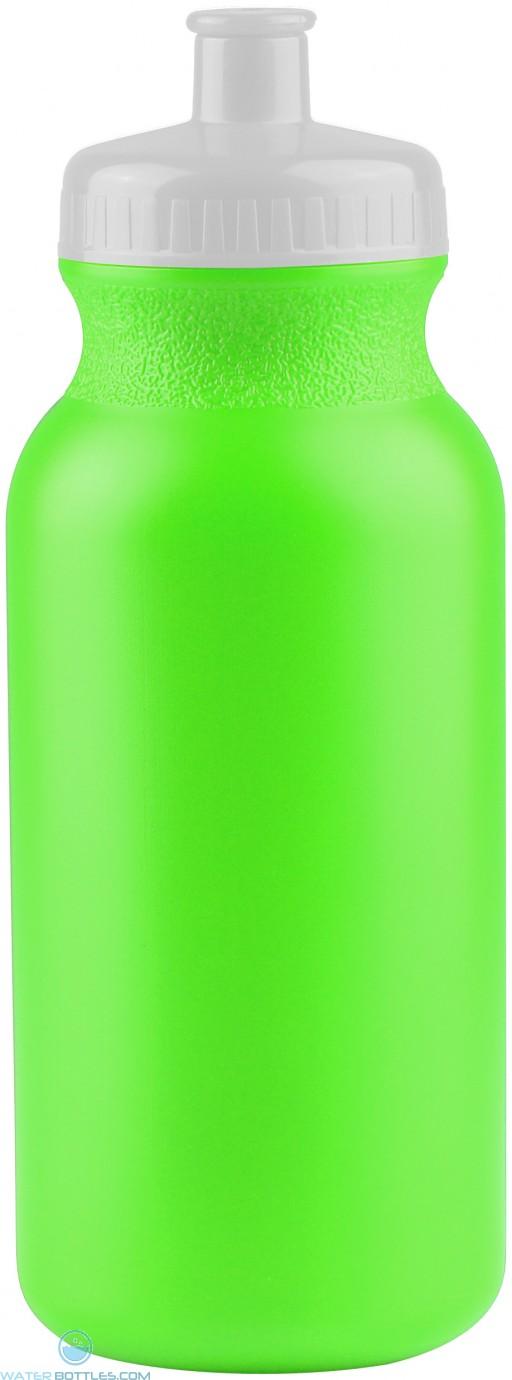 The Omni - 20 oz. Bike Bottles Colors-Lime-Green