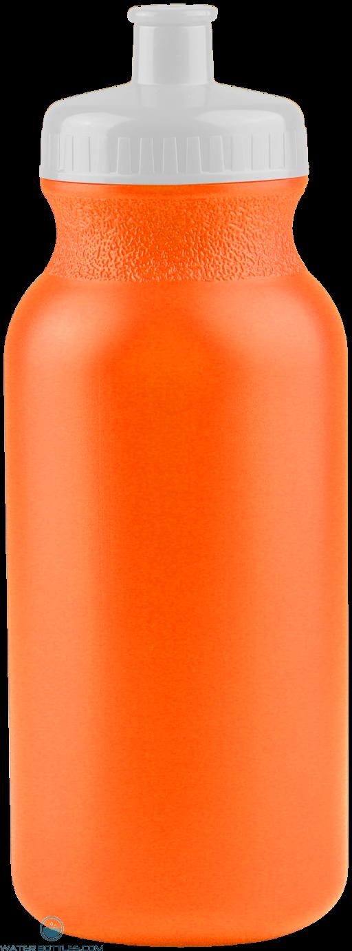 The Omni - 20 oz. Bike Bottles Colors-Neon-Orange