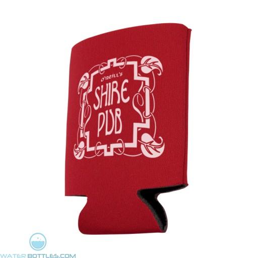 Budget Pocket Can Holder-Red
